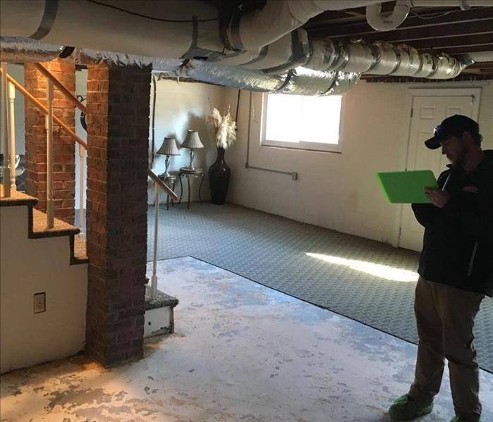 West Greenville Sc Odor Removal And Deodorization Servpro Of West