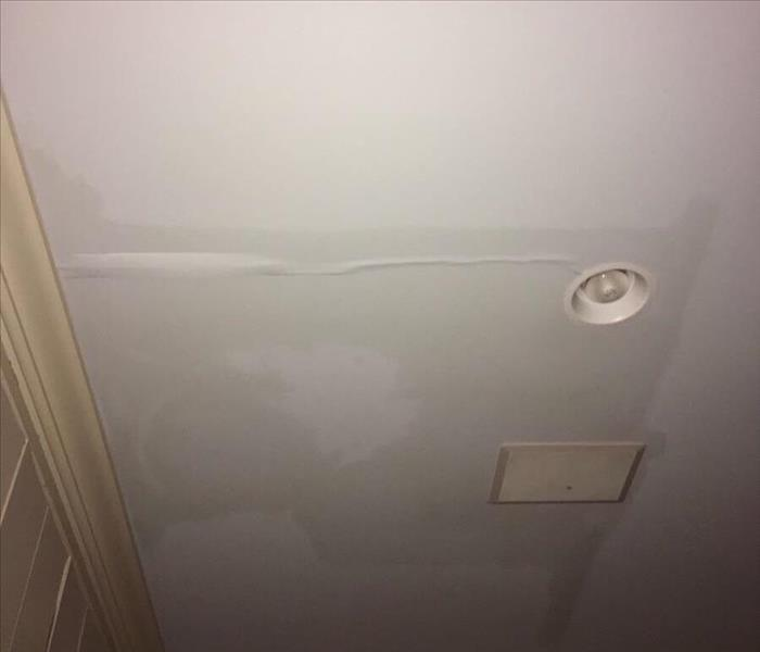 Greenville, SC Home Floods From Toilet Overflow