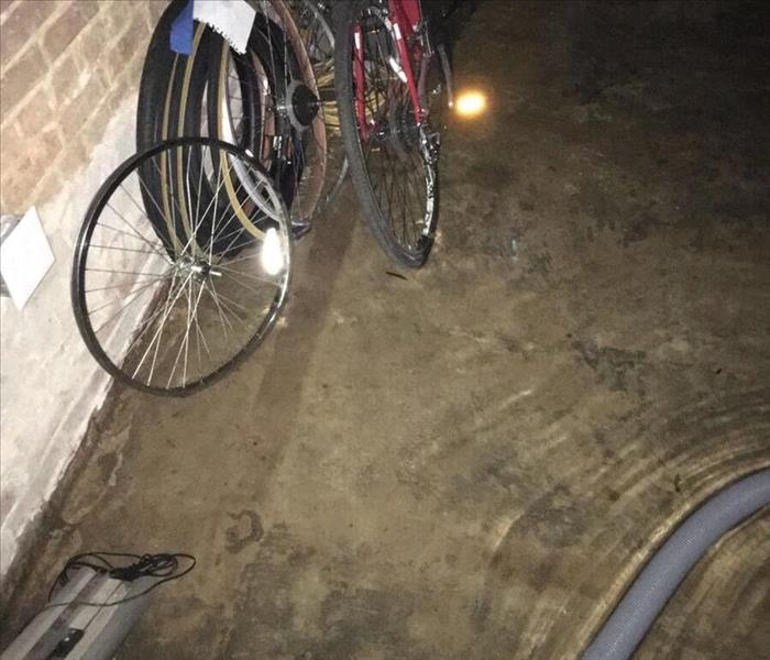 Bike Shop in Greenville, SC Experiences Flooding