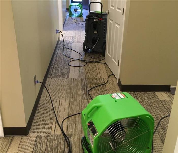 Water Damage to Dentistry in Simpsonville, SC