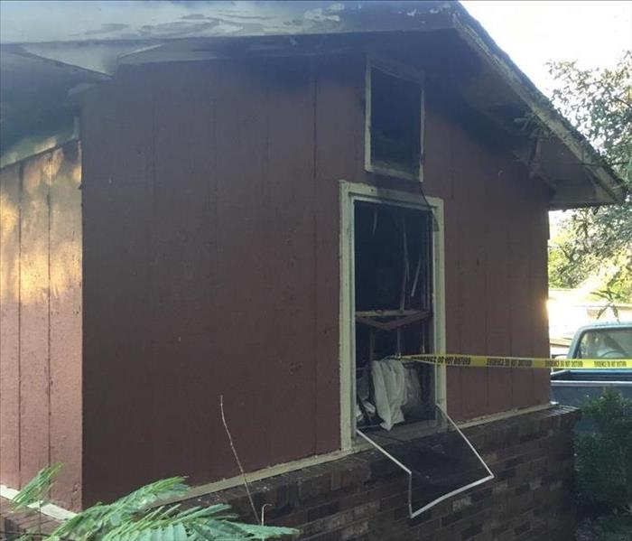 Home Calls SERVPRO of West Greenville County to Fix Fire Damage