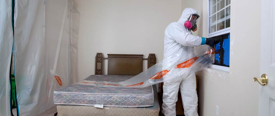 West Greenville, SC biohazard cleaning