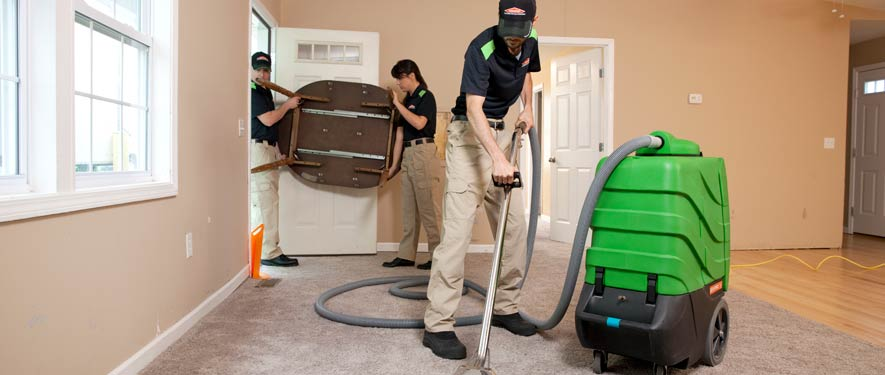 Greenville, SC residential restoration cleaning